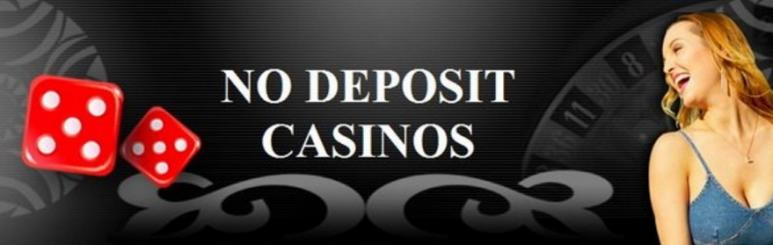 No deposit casino player and dice